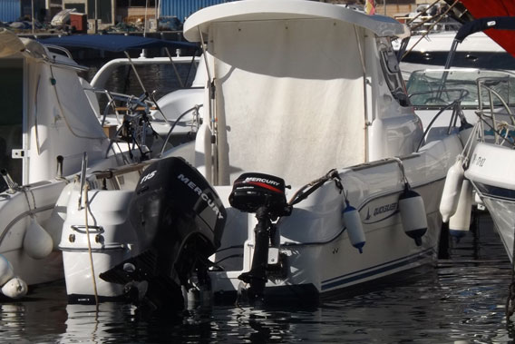 Quicksilver 630 Pilothouse